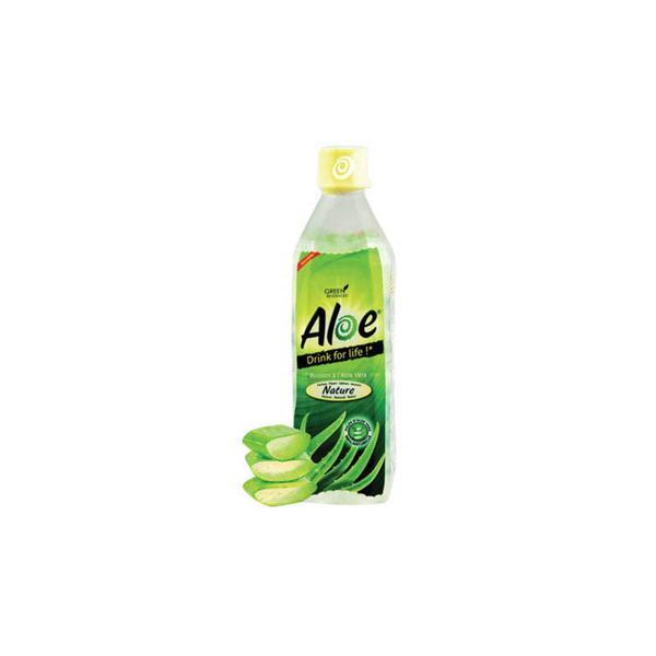 boisson l 39 aloe vera nature 500ml x 12 achat pas cher. Black Bedroom Furniture Sets. Home Design Ideas