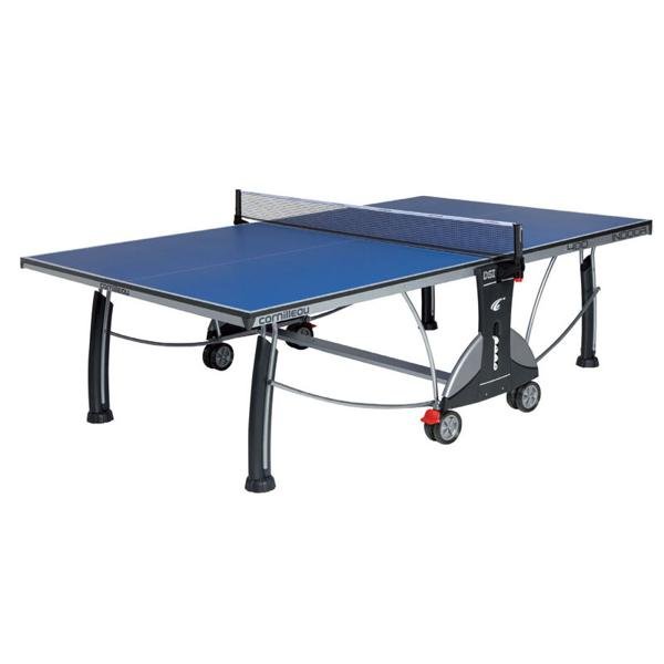 table de ping pong pliante d 39 int rieur 500 indoor cornilleau achat pas cher. Black Bedroom Furniture Sets. Home Design Ideas