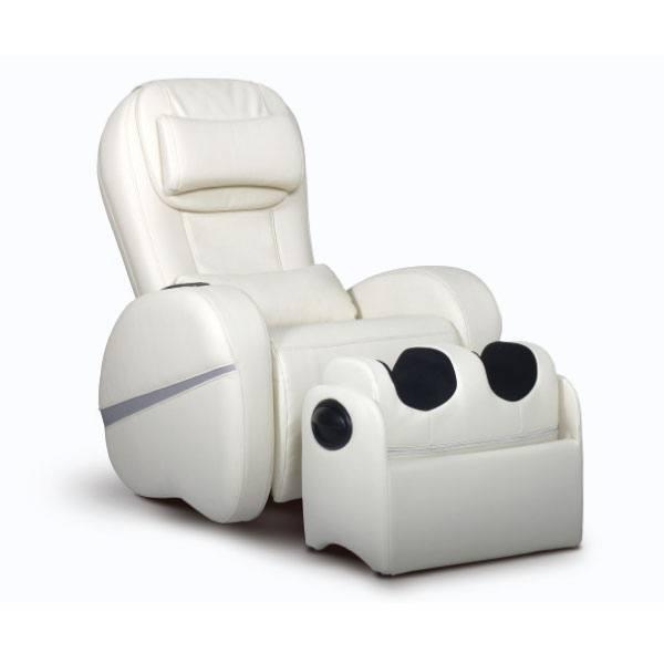 fauteuil massant funny blanc achat pas cher. Black Bedroom Furniture Sets. Home Design Ideas