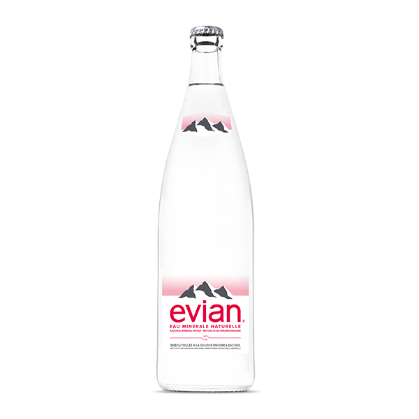 evian verre consign 1l x 12 pour machine caf au bureau achat pas cher. Black Bedroom Furniture Sets. Home Design Ideas