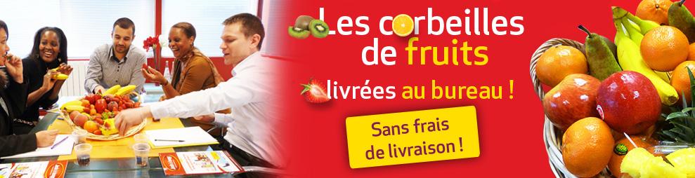 Corbeilles De Fruits Livraison De Fruits Au Bureau Orange Pomme Cerise